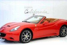 Auto - Ferrari California