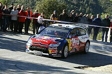 WRC - Highlights 2009: Video - Loebs Weg zum Titel