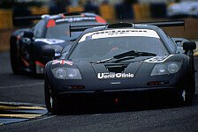 Auto - McLaren F1 Road Car