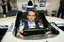 Formel E - Noch kein Team gefunden: Andy Soucek geh�rt zum erweiterten Fahrerkreis