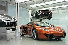 Auto - Bilder: McLaren MP4-12C