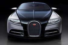 Auto - Bugatti 16C Galibier Concept