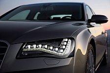 Auto - Audi A8 4.2 FSI quattro
