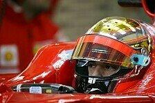 Formel 1 - Ohne Fehler: Bianchi zufrieden mit Testleistung