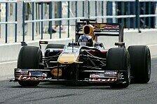 Formel 1 - Eine neue Erfahrung: Webber beeindruckt von Ricciardo-Test