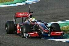 Formel 1 - Chance ein F1-Auto zu testen: Rookie-Tests: Turvey & Vergne im Einsatz
