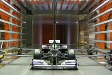 Formel 1: Neue Regeln für Aerodynamikentwicklung gegen Dominanz