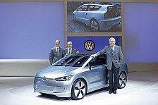 Auto - Der sparsamste Viersitzer der Welt: VW Up! Lite: Premiere in Los Angeles