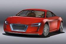 Auto - Audi e-tron