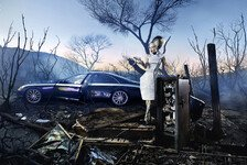 Auto - David LaChapelle inszeniert Maybach