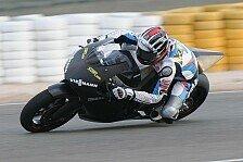 Moto2 - Leonov f�hrt erste Runde: Kiefer Racing - Rollout auf der Moto2
