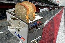 Formel 1 - Rettung naht: Blog - USF1: Ausweg Toaster