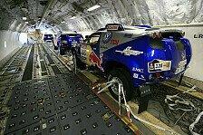 Dakar - Rallye Dakar - Vorbereitungen
