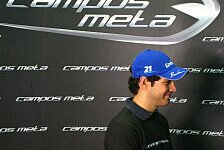 Formel 1 - Keine zwei Brasilianer: Piquet wollte sich bei Campos einkaufen