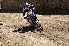 Dakar - Sieben Motorradhersteller bei der Dakar: Coma und Despres als Topfavoriten