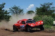 Dakar - Racetruck wieder in den Top-10: Kahle/Sch�nemann setzen Aufholjagd fort