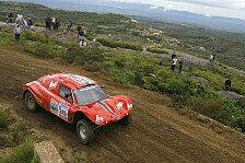 Dakar - Mit Sicherheit ans Ziel: R�ckschlag f�r das HS Rallye-Team
