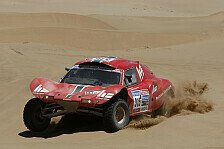 Dakar - Spektakul�re Aufholjagd: HS RallyeTeam auf dem Vormarsch