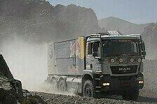 Dakar - Die Dakar aus der Sicht eines Truck-Fahrers: Francois Verbist: Eine interessante Aufgabe