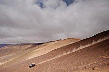 Dakar Rallye - Vorschau: Die Rallye Dakar 2011