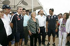 Dakar - Dreifachsieg f�r Volkswagen : VW-Stimmen zur 9. Etappe