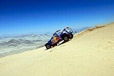 Dakar - Showdown in der W�ste: Vorschau: Die Rallye Dakar 2011