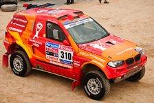 Dakar - Rallye Dakar 2010: Etappen 1-7