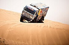 Dakar - Vladimir Chagin: Video - Dakar 2010: Die Sieger - Trucks