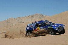 Dakar - Volkswagen feiert f�nften Etappensieg: VW-Stimmen zur 10. Etappe