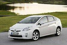 Auto - Software-Update: Toyota ruft Prius III in die Werkstatt