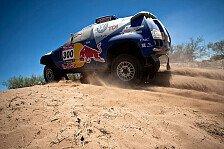 Dakar - Volkswagen Piloten bestimmen weiter das Tempo in Russland: Volkswagen in F�hrung