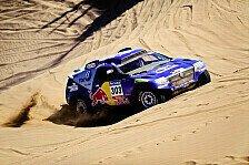 Dakar - Gr��te Gegner ist und bleibt Rallye Dakar selbst: Neue Route f�r 2011