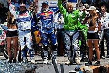 Dakar - 8937 Kilometer Abenteuer: R�ckblick � Dakar - Motorrad