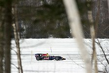 Formel 1 - Bilder: Red Bull on Ice abgesagt