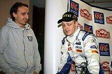 Mehr Rallyes - Robert Kubica bei der Monte Carlo Rallye