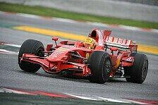 Formel 1 - Bilderserie: 2. Bildungsweg: Renn-Stars tauschen die Cockpits