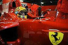 Formel 1 - Erst noch ein paar Jahre Zweirad: Ducati-Wechsel bringt Rossi n�her an F1