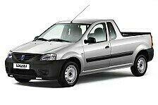 Auto - Gelungener Marktstart f�r Logan Express und Pick-Up : Dacia Nutzfahrzeuge auf Anhieb erfolgreich