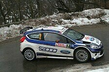 Mehr Rallyes - Es geht los: Video - IRC-Highlights Monte Carlo