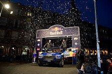 Dakar - Rallye Dakar 2010: Etappen 8-14