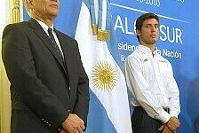 Formel 1 - Verr�ckt gemacht: Kein F1-Platz f�r Jose Maria Lopez