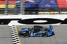 Mehr Sportwagen - H�lt die Porsche-Serie?: Daytona: Starkes GT-Feld anwesend