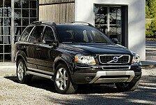 Auto - Schwedisches SUV erstmals auch mit Frontantrieb erh�ltlich: Volvo XC90: Premium-SUV der Oberklasse