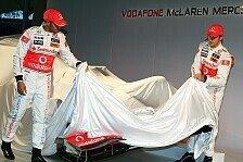 Formel 1 - Gegen den Trend: McLaren stellt den neuen Boliden in Berlin vor