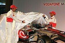 Formel 1 - Heimspiel f�r den MP4-27: McLaren stellt neuen Boliden in Woking vor