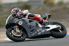 Moto2 - Rolfo mit inoffiziell schnellster Runde: Barcelona-Test zun�chst etwas nass