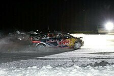 Rückblick: Kimi Räikkönen bei der Arctic Lapland Rallye