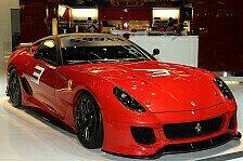 Auto - Ferrari 599XX