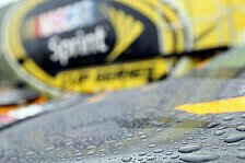 NASCAR - Gro�e Regenfront zieht �ber den Speedway: Update 5: Startverschiebung in Bristol