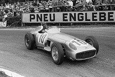 Formel 1 - Bilder: Die legend�ren Silberpfeile
